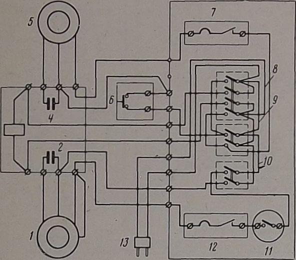 схема стиральной машины «