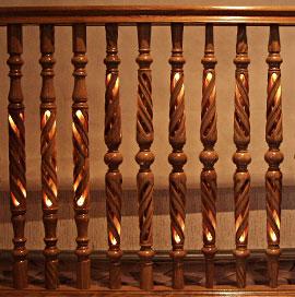 Купить лестницы на металлокаркасе для дома и дачи