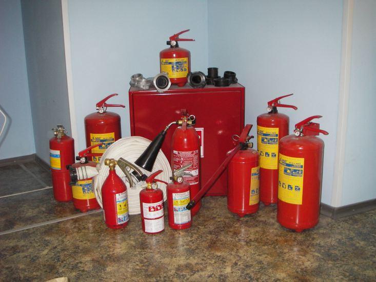Противопожарное т спасательное оборудование